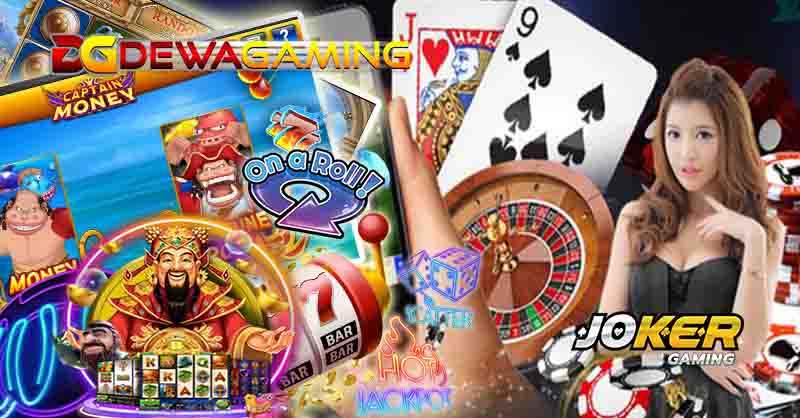 Tutorial Lengkap Slot Uang Asli Lucky God 2 Joker Gaming