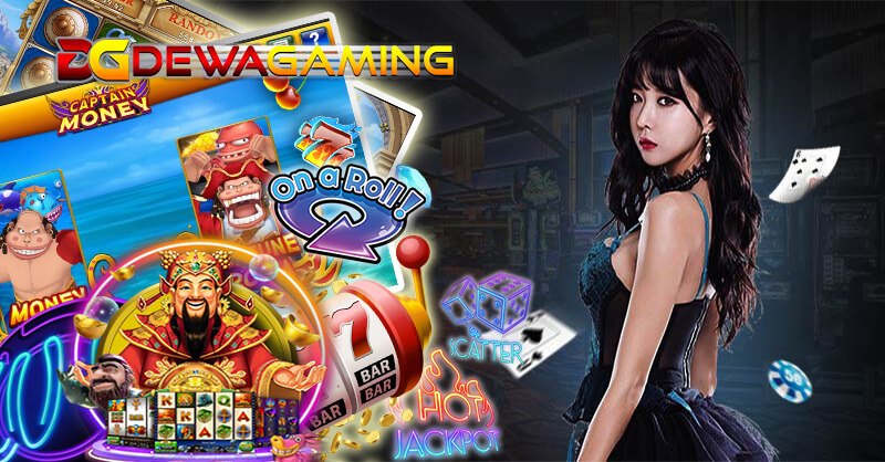 Tutorial Permainan Slot Egypt Queen Joker123