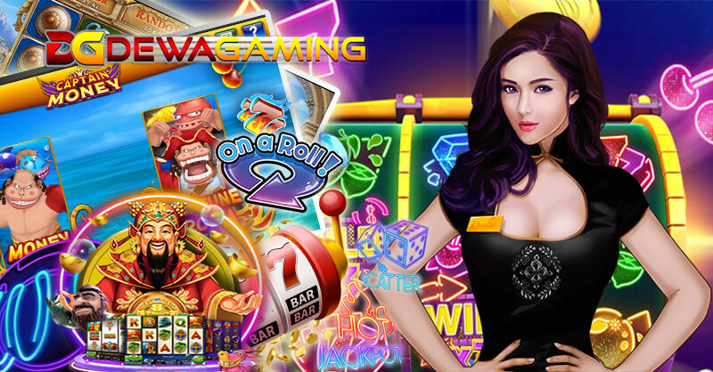 Tutorial Permainan Slot Joker Gaming Five Kois